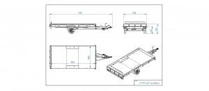 CP390-LB/TOUR & RACE/1400kg EC0195AK [Kuvat ovat havainnollistavia ja kuvien vaunut saattavat sisältää lisävarusteita]