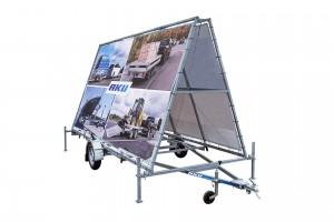 SP600-R/PROMO30 EC0371AK Mainosvaunu [Kuvat ovat havainnollistavia ja kuvien vaunut saattavat sisältää lisävarusteita]