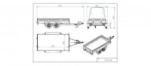 CP300-DLBH (hitsattu) E01379AK [Kuvat ovat havainnollistavia ja kuvien vaunut saattavat sisältää lisävarusteita]