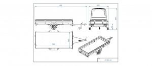CP350-LH/PRO (hitsattu) SC0169AK [Kuvat ovat havainnollistavia ja kuvien vaunut saattavat sisältää lisävarusteita]