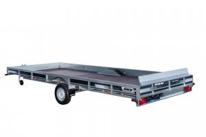 CP550-LB/TOUR & RACE/1520kg EC0197AK Moottorikelkka vaunu [Kuvat ovat havainnollistavia ja kuvien vaunut saattavat sisältää lisävarusteita]