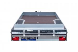 CP390-LB/TOUR & RACE/1400kg EC0195AK Moottorikelkka vaunu [Kuvat ovat havainnollistavia ja kuvien vaunut saattavat sisältää lisävarusteita]