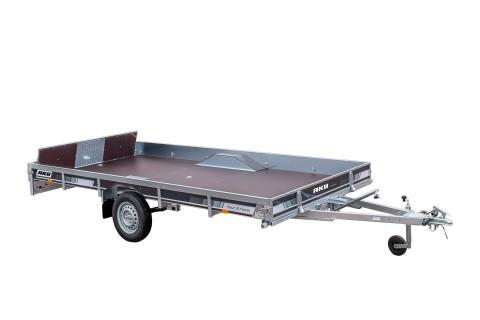 CP390-L/TOUR & RACE/825kg EC0198AK Moottorikelkka vaunu