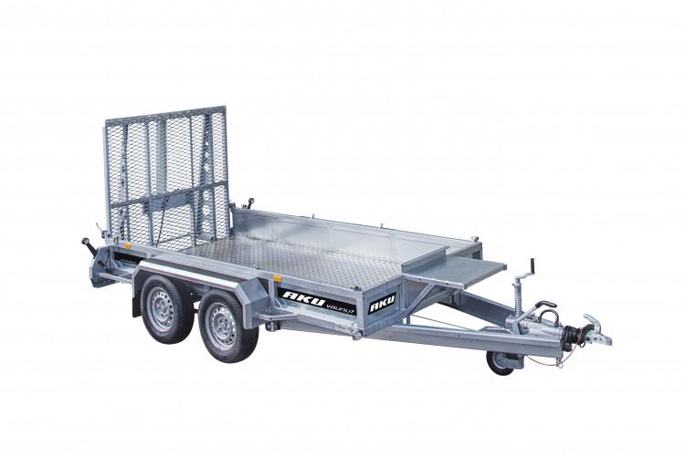 TP300-DLB/alu pohja EC0357AK [Kuvat ovat havainnollistavia ja kuvien vaunut saattavat sisältää lisävarusteita]