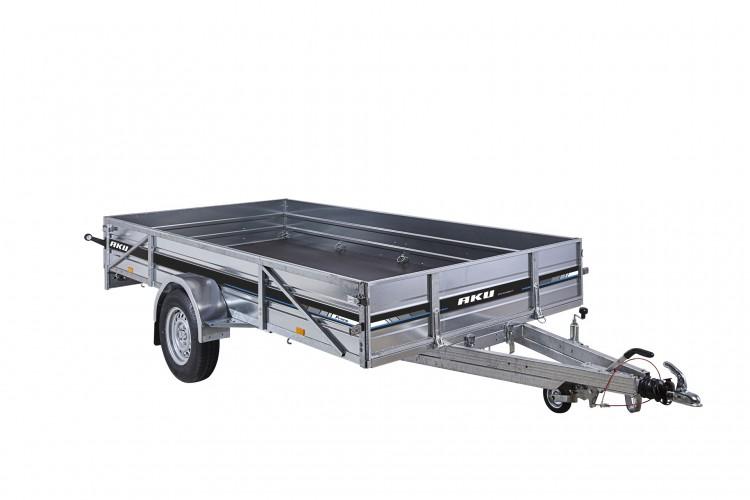 CP365-RBH/1600kg (hitsattu) EC0168AK [Kuvat ovat havainnollistavia ja kuvien vaunut saattavat sisältää lisävarusteita]