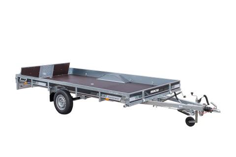 CP390-LB/TOUR & RACE/1400kg EC0195AK Moottorikelkka vaunu