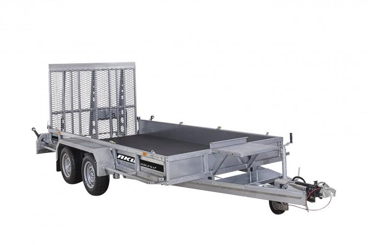 """TP385-DLB/3500kg  14"""" EC0354AK [Kuvat ovat havainnollistavia ja kuvien vaunut saattavat sisältää lisävarusteita]"""