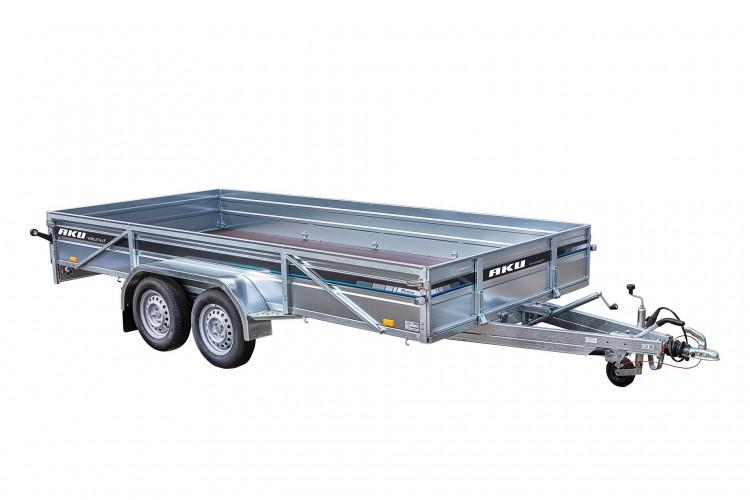 CP410-DRBH/2750kg (hitsattu) EC0173AK [Kuvat ovat havainnollistavia ja kuvien vaunut saattavat sisältää lisävarusteita]