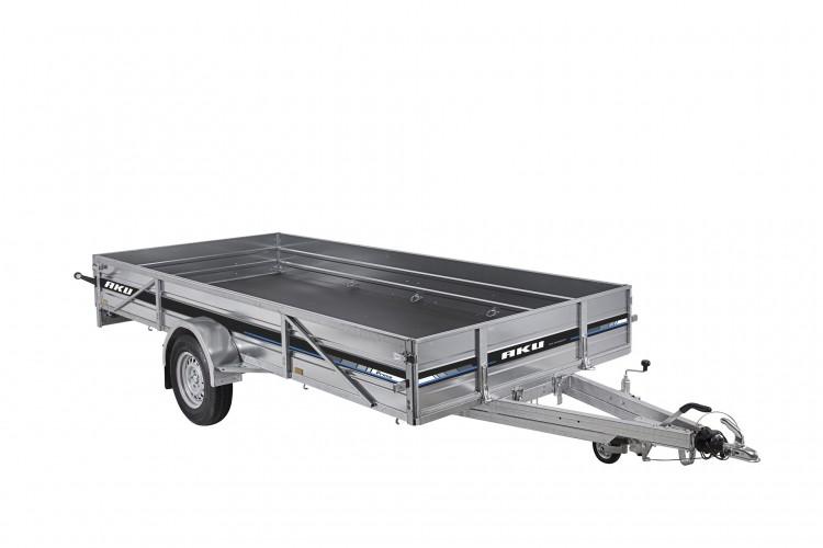 CP410-RBH/1600kg (hitsattu) EC0171AK [Kuvat ovat havainnollistavia ja kuvien vaunut saattavat sisältää lisävarusteita]